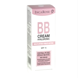 Incarose BB Cream Hyaluronic Multiattivo