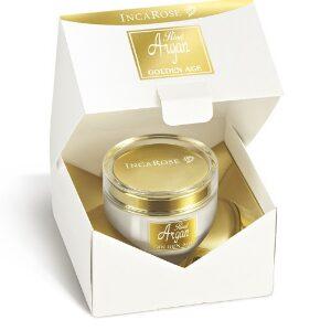 Incarose Riad Argan Golden Age Crema Viso Nutriente Antietà