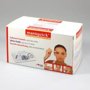 EpilQuick Maniquick, Depilazione Permanente