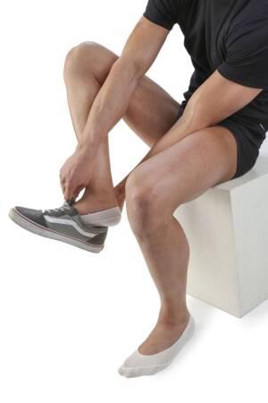 Spikenergy Foot Protectors Salvapiedi per trattamenti terapeutici, antiodore 300